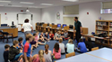 LICKING VALLEY RURAL ELECTRIC PRESENTS CONSERVATION PROGRAM AT CAMPTON ELEMENTARY