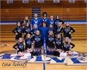 WCHS Cheerleaders win their 2nd consecutive 14th Regional Co-Ed Cheerleading Competition!