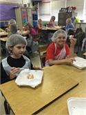 Red River Elementary 4th Grade Uses Cooking for Key Learning Concepts