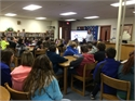 Wolfe County Middle School Students Learn About College Prep Program