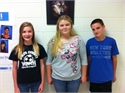 Wolfe County Middle School Students Selected into Robinson Scholars Program