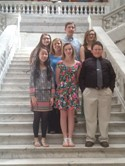 Appalachian Student Voice Team Travels to the State Capitol