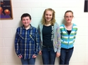 Wolfe County Schools Salute Perfect Attendance Students for Third Nine Weeks