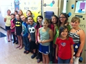 Rogers Elementary 4th Grade Takes Over Attendance Lead