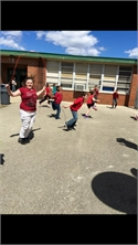 Rogers Elementary Students Jump Rope for Fitness Awareness