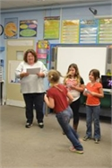 Rogers Elementary Holds Program Review Day