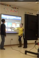 Wolfe County Schools Use Interactive Technology