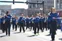 Wolfe County High School Marching Band Plays in Lexington's St. Patrick's Day Parade